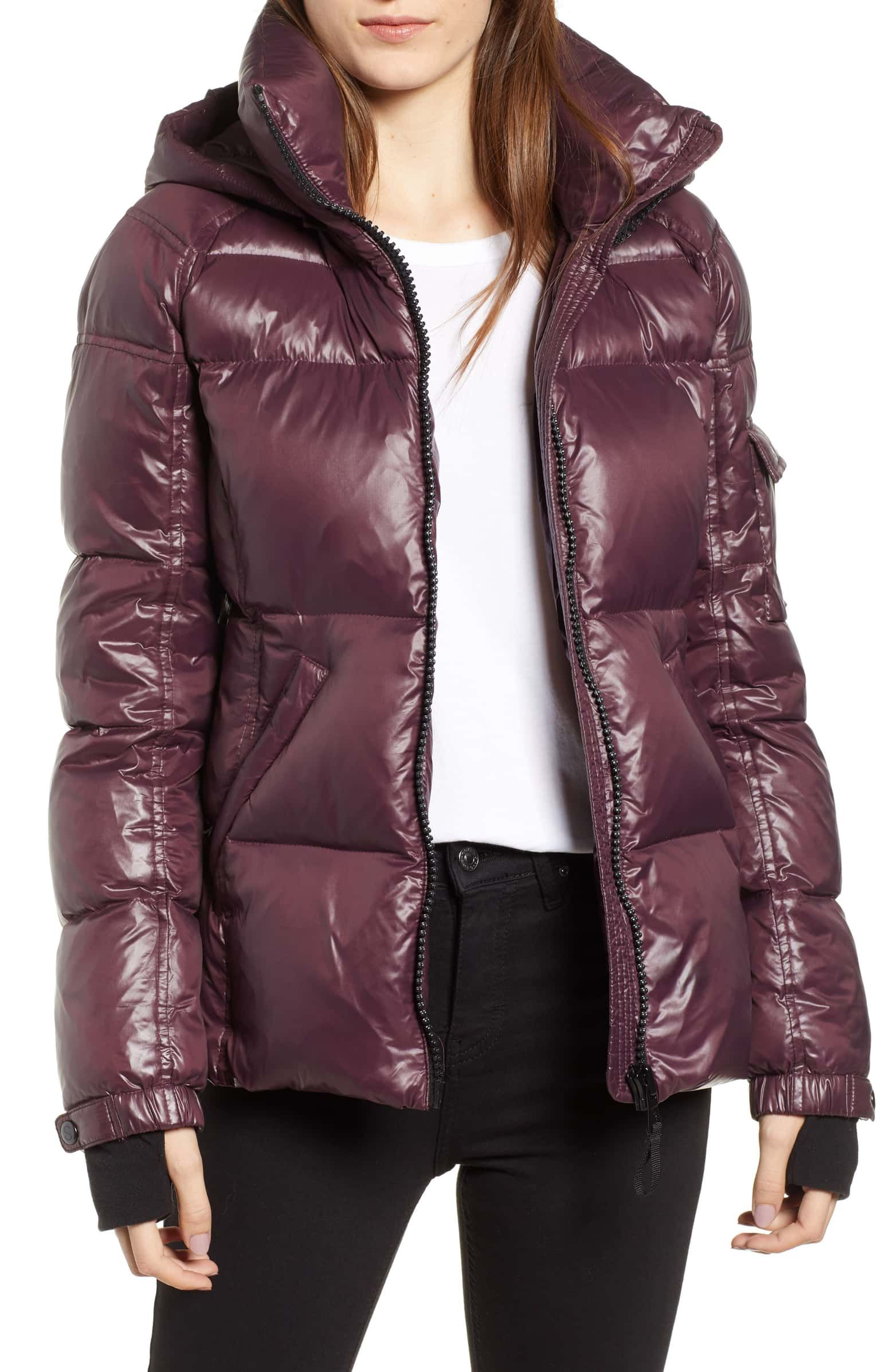 S13 Kylie Down Feather Puffer Jacket Nordstrom Feather Jacket Puffer Jackets Jackets [ 2392 x 1560 Pixel ]
