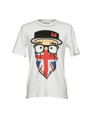 MARK BUFALO Men's T-shirt White XL INT
