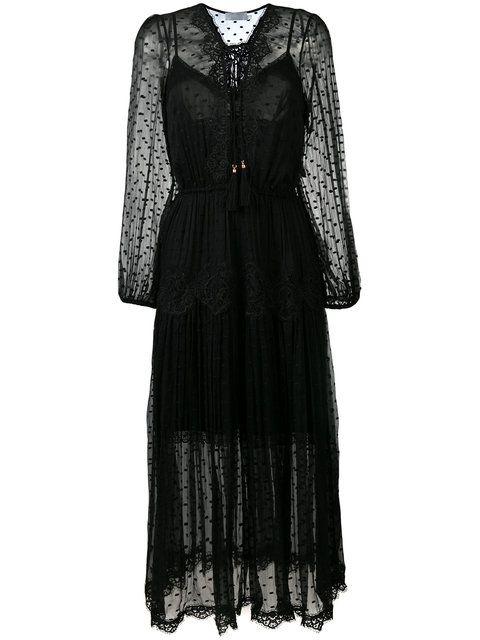 ZIMMERMANN Oleander Lattic Dress. #zimmermann #cloth #dress
