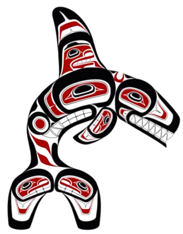 Canadian Indian Art Haida Art Haida Tattoo Native American Art