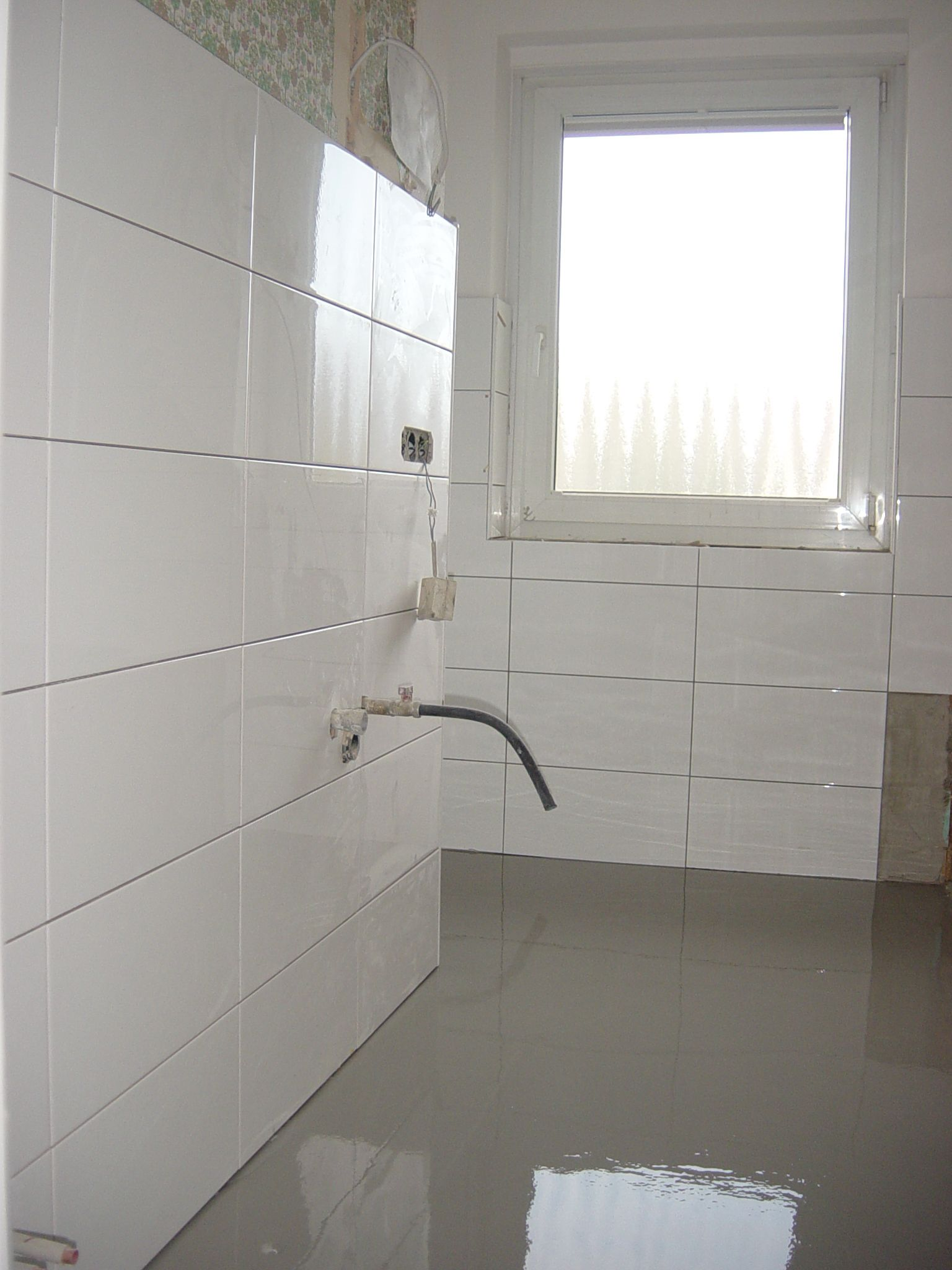 Large White Wall Tiles Bathroom Google Search With Images