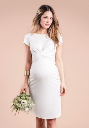 27b9455f2 vestidos-de-novia-para-embarazadas-otoño-invierno-2017-anudado-cintura