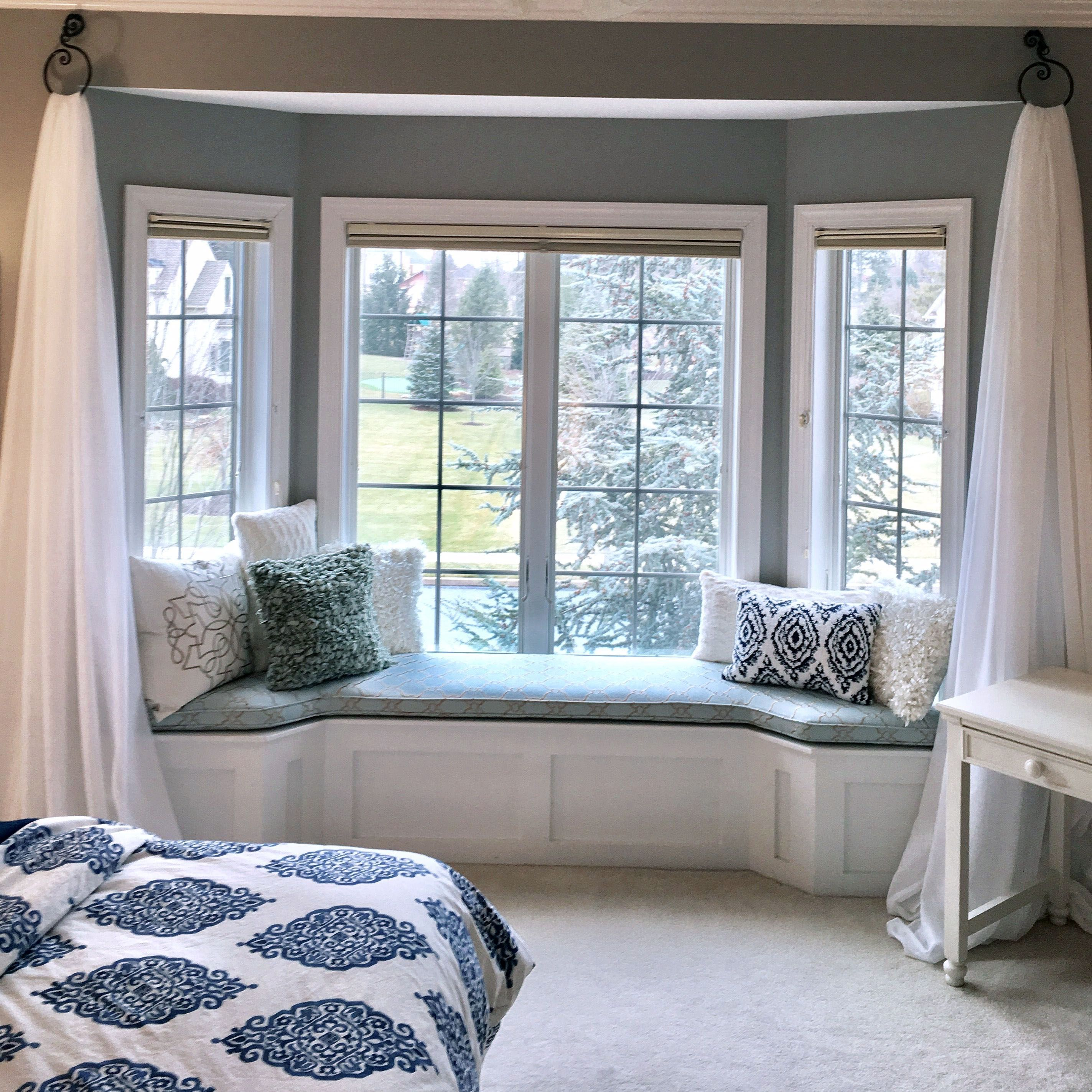 Imaginative Ways To Use Window Seats Bedroom Window Seat Window