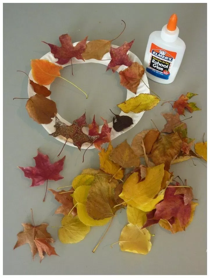 ✔ 33 easy fall crafts ideas to celebrate the autumn season 29 : solnet-sy.com #thanksgivingcrafts