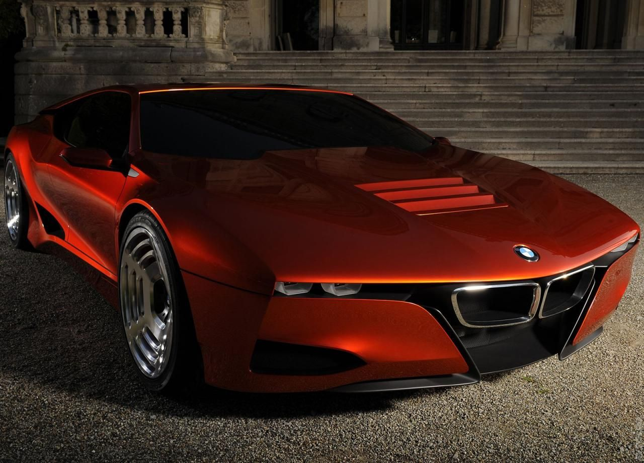 2008 BMW M1 Concept | My Favorite Car | Pinterest | Bmw m1, BMW and Cars