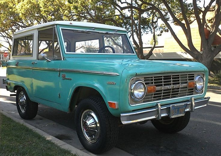 Vintage colors for 1969 bronco google search my style for Bronco motors used cars