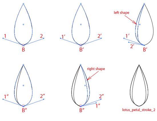 Create A Lotus Flower With Adobe Illustrator Cs5 Tuts Design