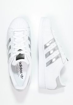 adidas originals superstar zapatillas whitesilver