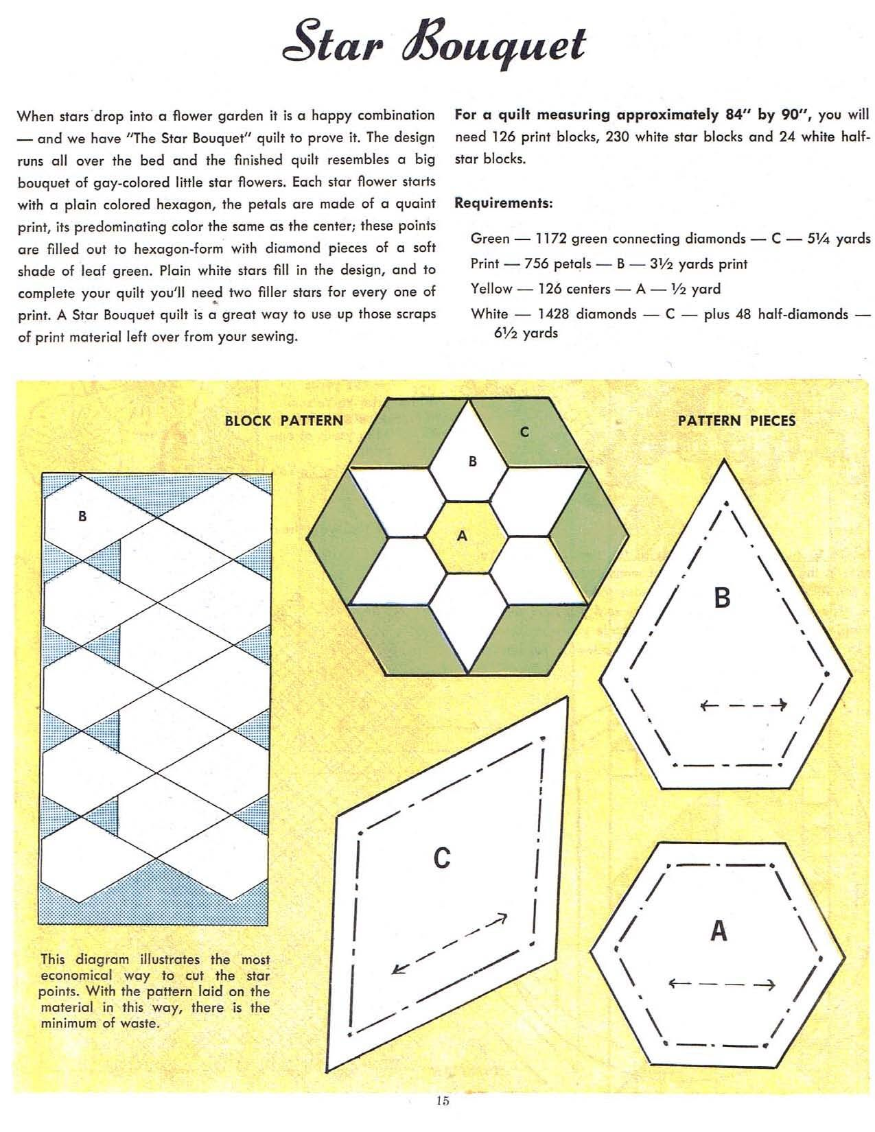 Pin On English Paper Piecing Blocks More
