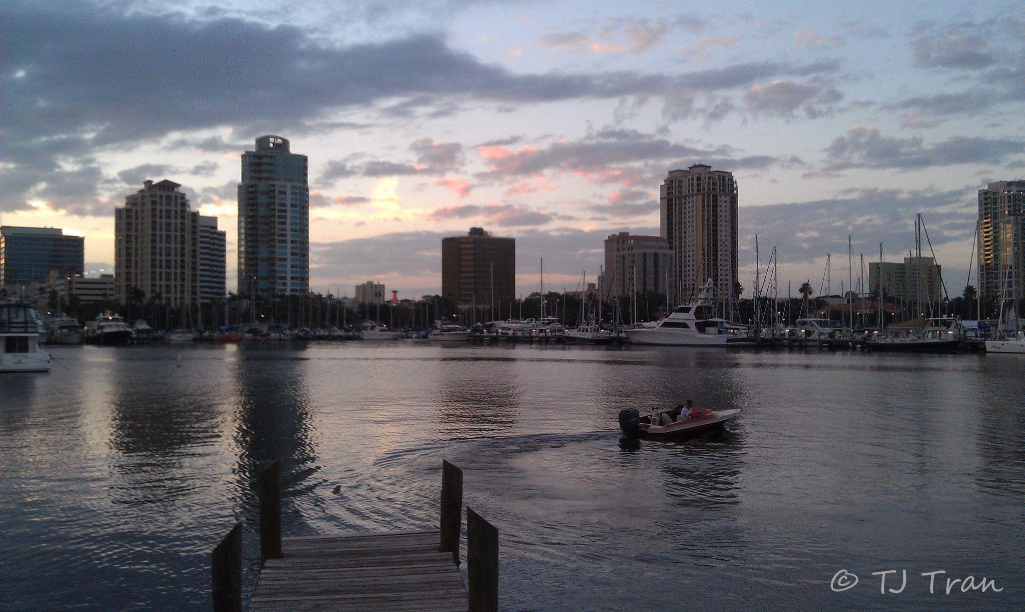 St Petersburg Marina, FL