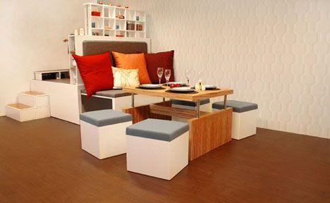 Saving Space Without Compromises Through Modular Furniture | Studio ...