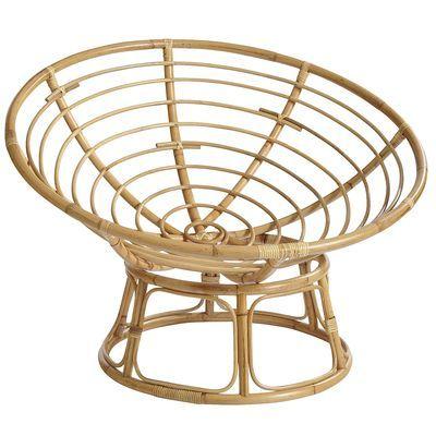 Papasan Natural Chair Frame In 2020 Papasan Chair Buy