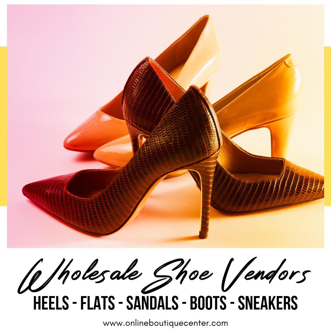 Wholesale Shoes Vendor List – Online