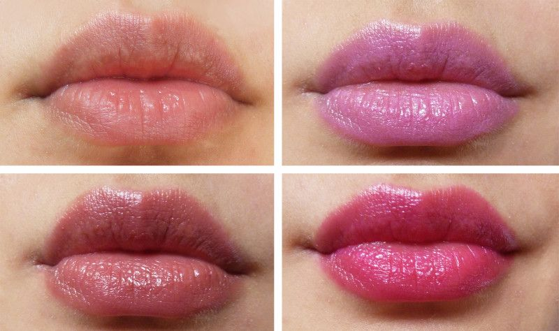 Revlon Just Bitten Kissable Lip Tint Review (with swatches) (Honey, Cherish, Lovesick)