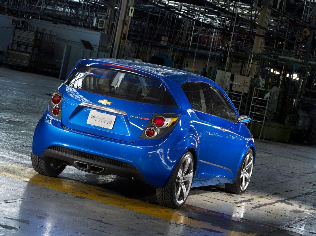 Chevrolet Aveo Rs 2011