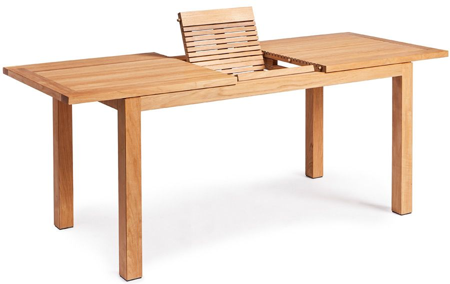 Seville Extension Table Extension Table Teak Outdoor Furniture