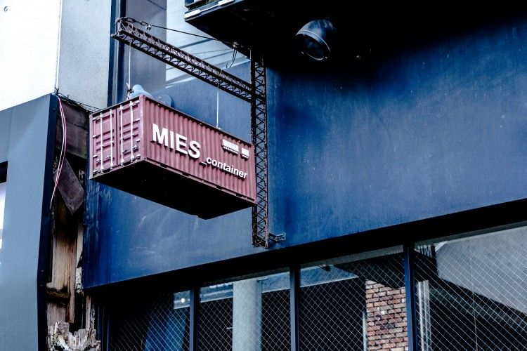 Mies_container (Dongseong-ro)