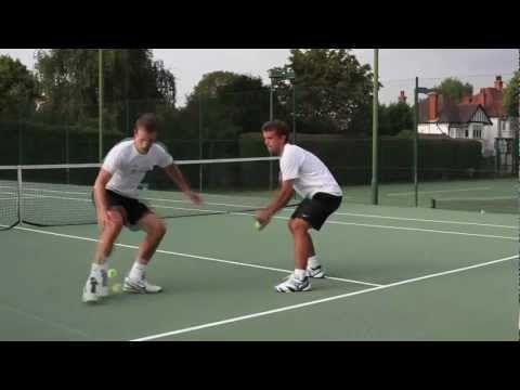 Agility Tennis Exercise 1 Youtube Tennis Workout Tennis Drills Tennis