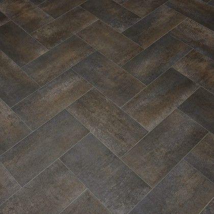 Brookhaven Chocolate Parquet Vinyl Flooring Flooring Superstore