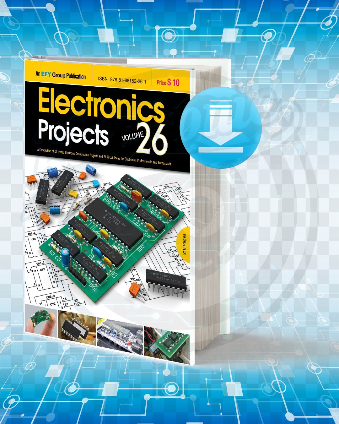 Download Electronics Projects Vol 26 Electronics Projects Electronics Mini Projects Electronics Projects Diy