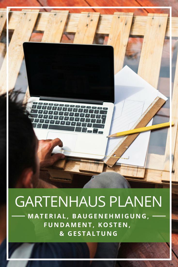 Die Gartenhaus Planung In 10 Schritten Uberblick Zu Allen Wichtigen