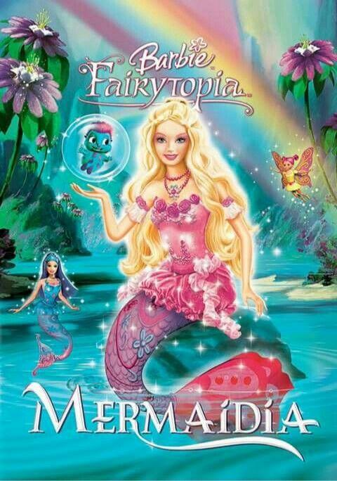 Barbie Fairytopia Mermaidia Barbie Fairytopia Mermaid Movies Barbie Movies