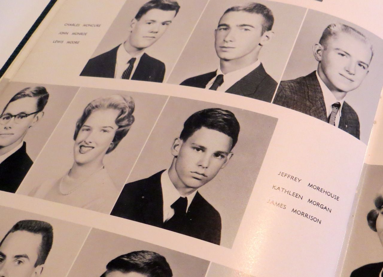 James Douglas Morrison Graduates George Washington High