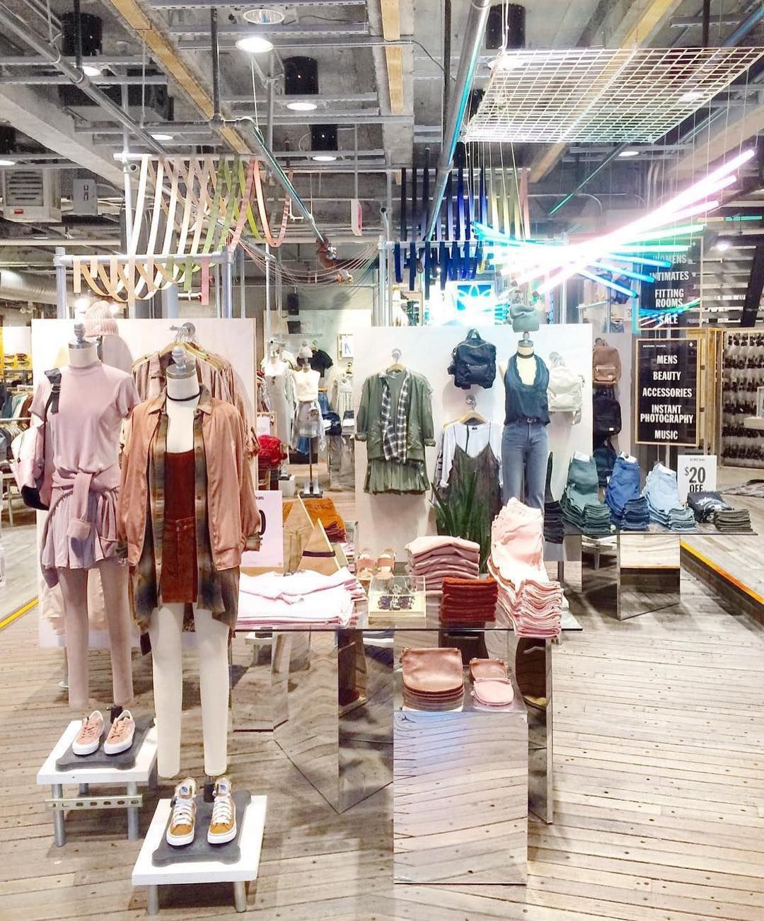 Urban Outfitters New York Oops We Did It Again Pinned By Ton Van Der Veer Urban Outfitters Store Urban Outfitters Outfitter