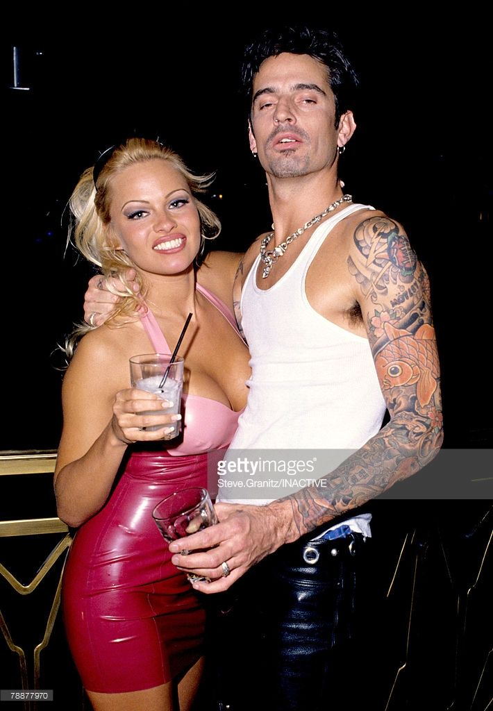 Popular Pamela Anderson & Tommy