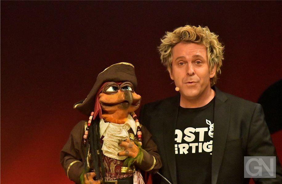 Comedy Mit Puppen