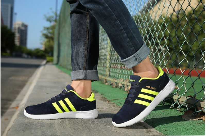 adidas neo men's cloudfoam advantage fashion sneaker