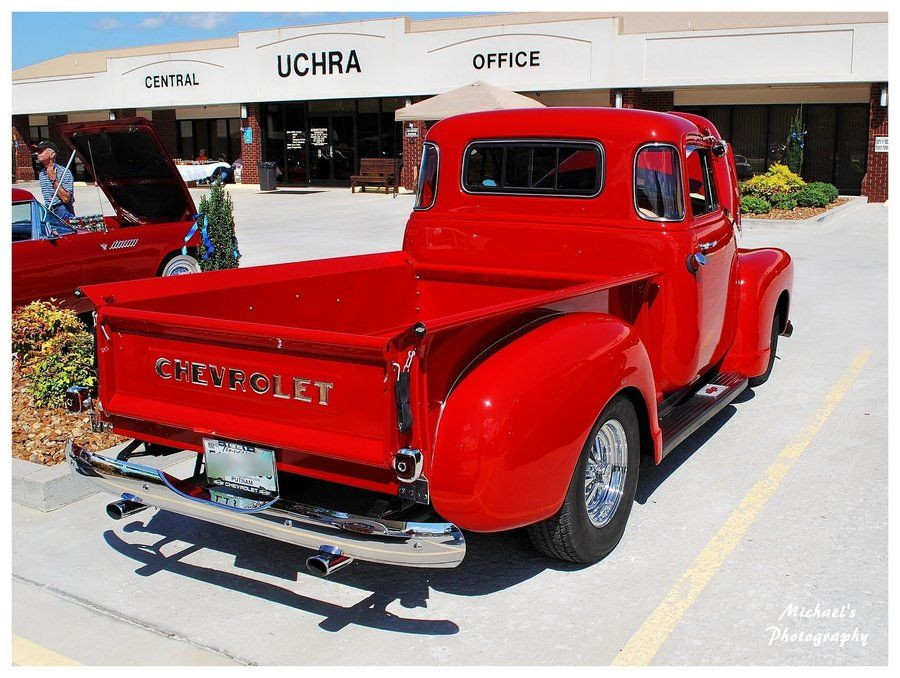 A 1951 Chevy Truck by TheMan268.deviantart.com on @deviantART..Re-pin...Brought to you by #CarInsurance at #HouseofInsurance in Eugene, Oregon