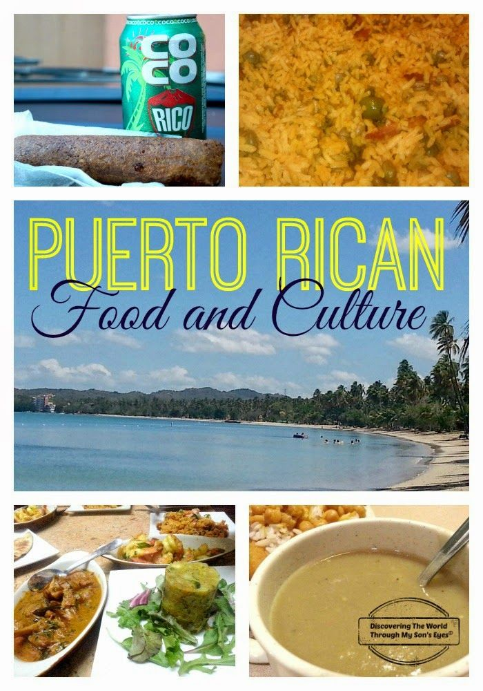 Puerto Rican Food Has Influences From Africa Spain And Its Native