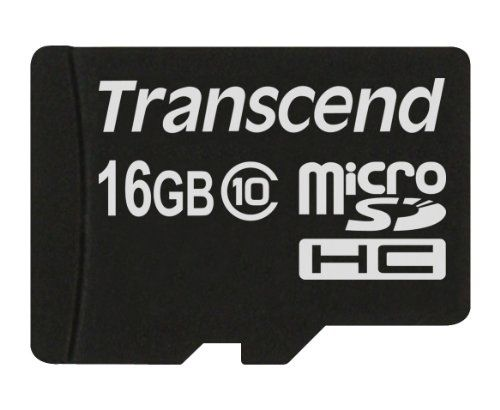 Transcend microSDHC10 Premium 16GB Class 10 Memory Card Transcend http://www.amazon.in/dp/B005VNYF9S/ref=cm_sw_r_pi_dp_Vsu5tb07XDDEH