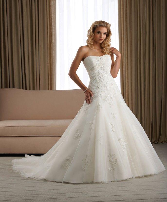 Petite Wedding Gown Designers   Designer Wedding Gowns   Pinterest ...