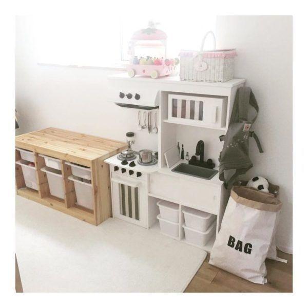 e01253b465 IKEA「TROFAST/トロファスト」実例集☆おしゃれで実用的な収納家具を上手 ...