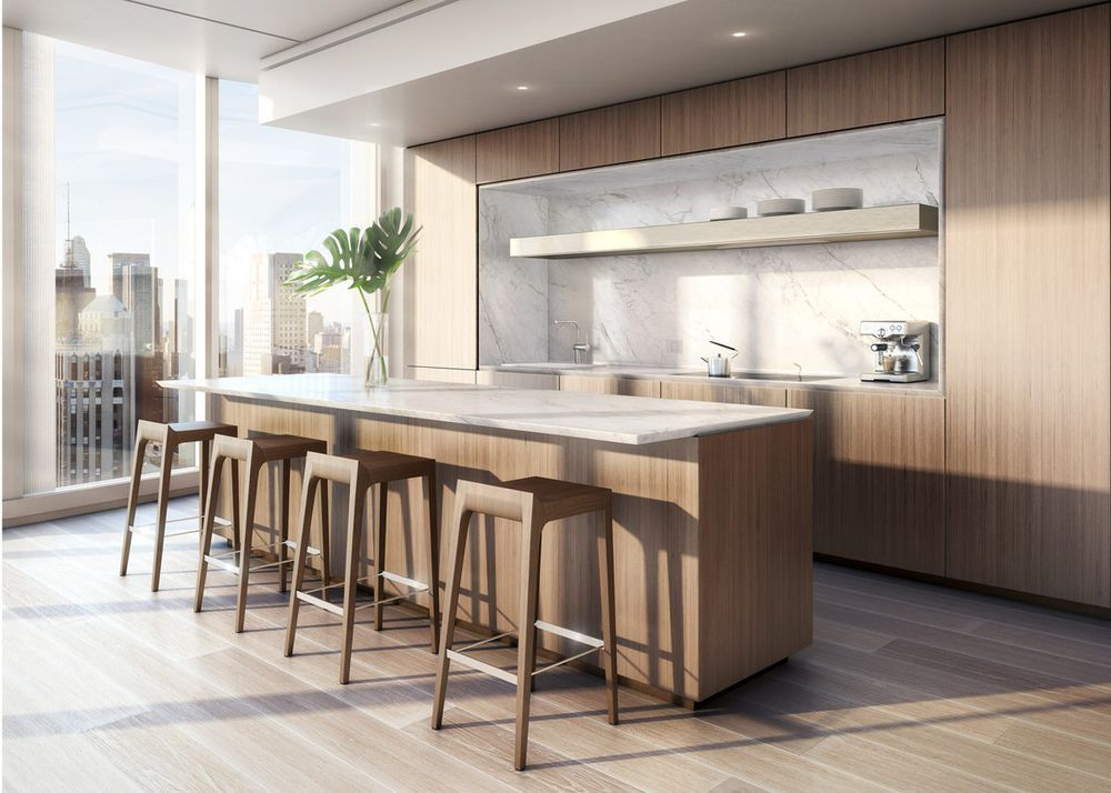 First Look Inside Norman Foster and Aby Rosen's Midtown Condos