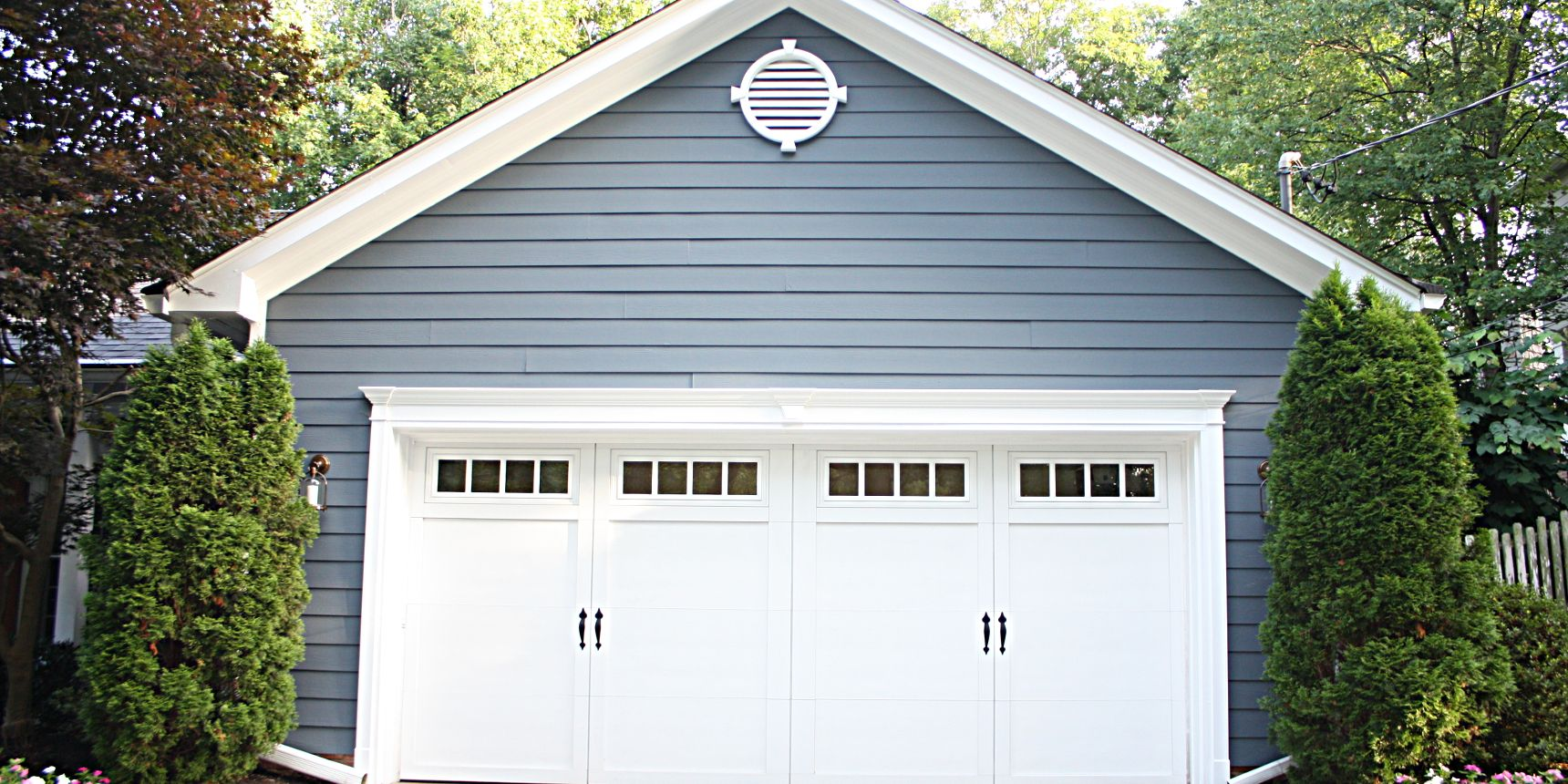 Garage Doors Knoxville Updated Garage Door Trim Finish Point Trim And Millwork