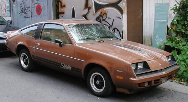 79 Chevy Monza Spyder Vintage Muscle Cars Chevrolet Monza