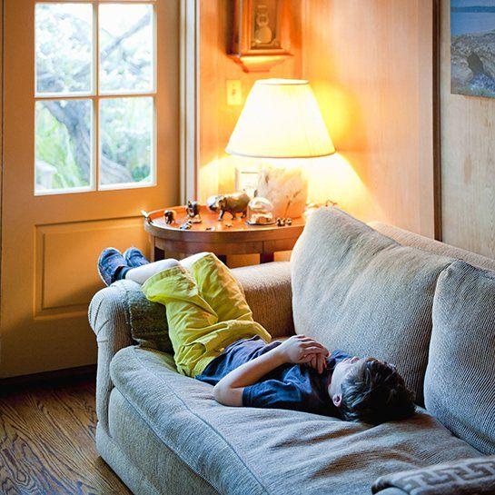 Avoid Late Naps