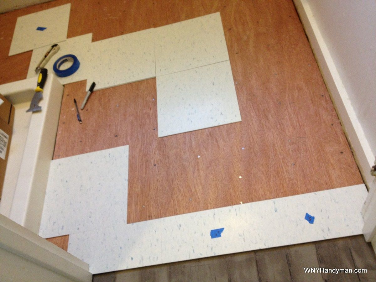 Installing VCT Tile Six Things They Don't Tell You Vct