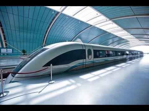 World's Fastest High Speed Train Ever - Full Documentary