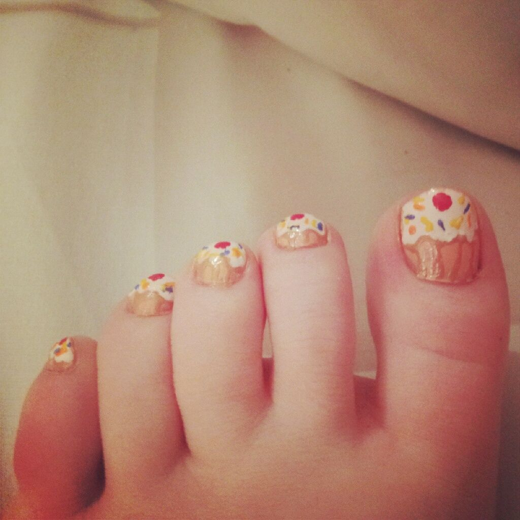 DIY Nail Design: Toe Nail Designs Pinterest, easy toenail designs ...