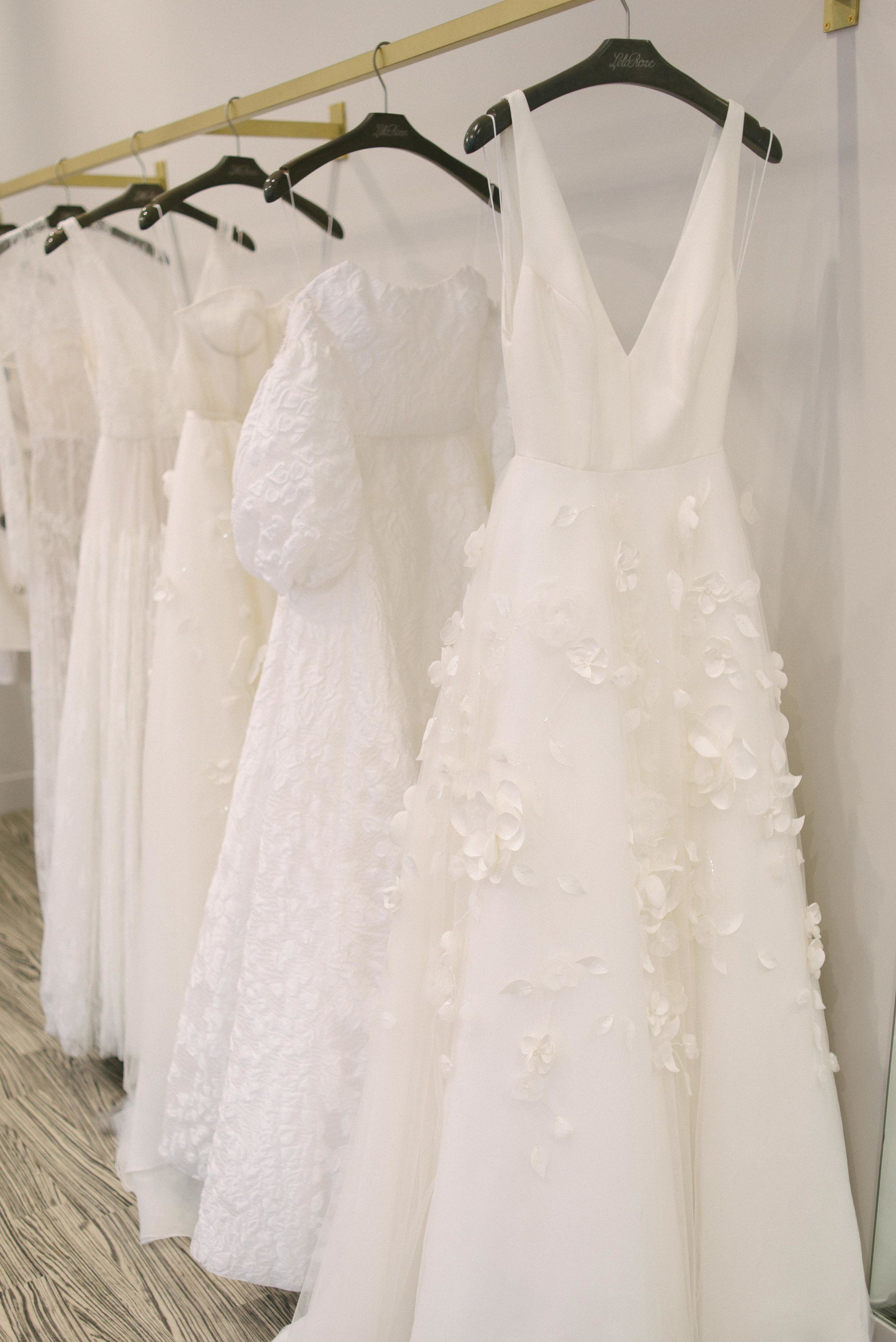 Lela Rose Spring 2020 Collection Preview #bridalshops