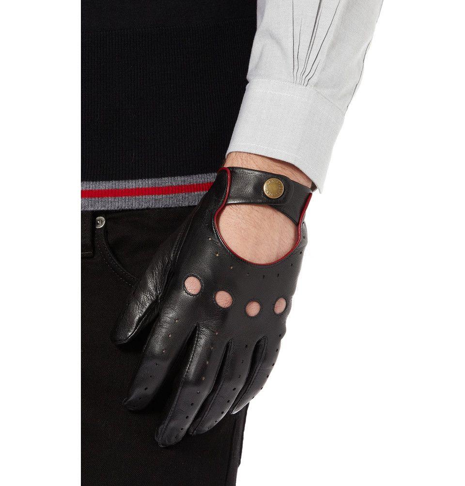Corvette leather driving gloves - Corvette Leather Driving Gloves 23
