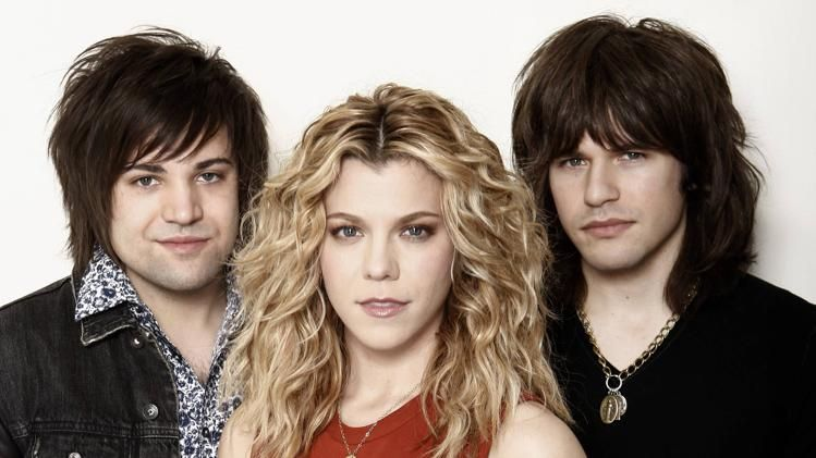 The Band Perry Kimberly Perry | Perry, center, Neil Perry, left, and Reid Perry, from The Band Perry ...