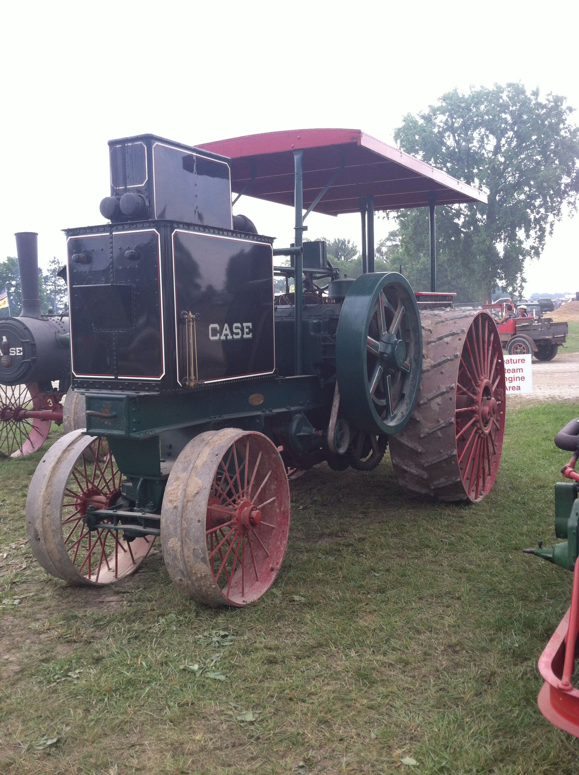 A Over The Top Restoration On This 1912 Case 30 60 One Of Just