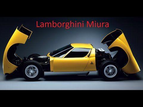 The Lamborghini Miura Is Still Untamed - Car Review 2015