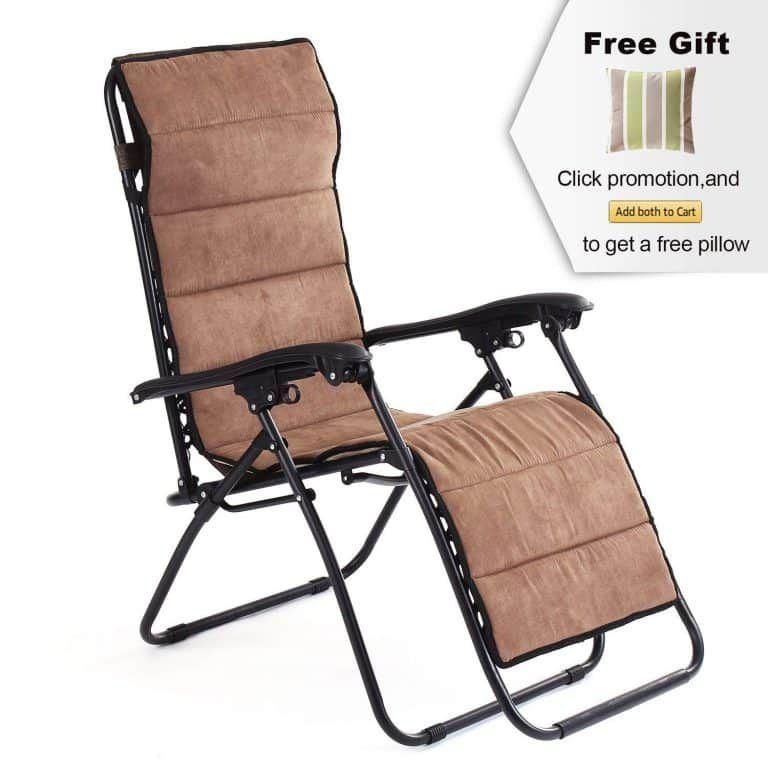 zero gravity patio chair cushion