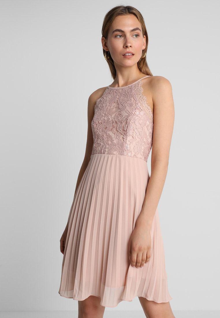 Mint Berry Cocktailkleid Festliches Kleid Rose Dust Zalando De Cocktailkleid Kleid Rose Festliches Kleid